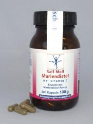 Mariendistel, 100 g / mit Vitamin C