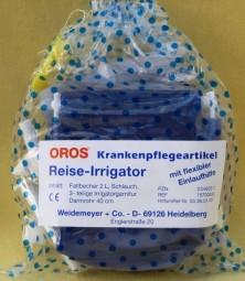 Reise-Irrigator (