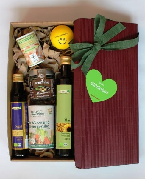 Glücksbox - Für die basische Küche