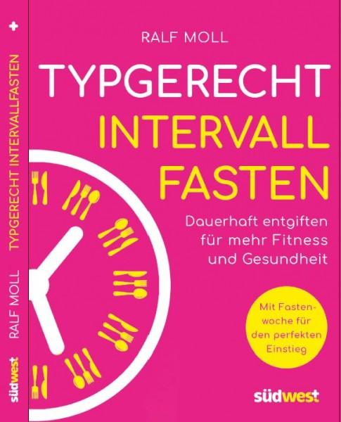 """Buch """"Typgerecht Intervallfasten"""" von Ralf Moll"""