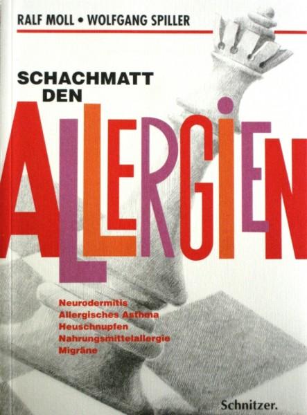 "Buch ""Schachmatt den Allergien"" Ralf Moll"
