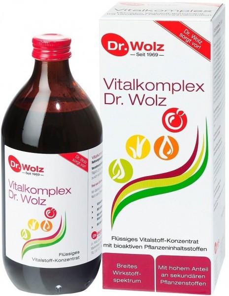 Vitalkomplex von Dr. Wolz, 500 ml