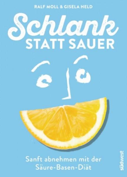 "Buch ""Schlank statt Sauer"", Ralf Moll u. Gisela, Neuauflage"