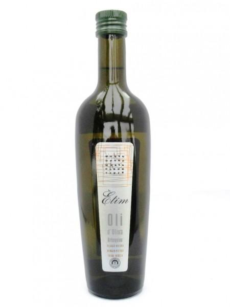 Etim Premium Olivenöl aus Spanien, 500 ml natives Speiseöl, extra vergine