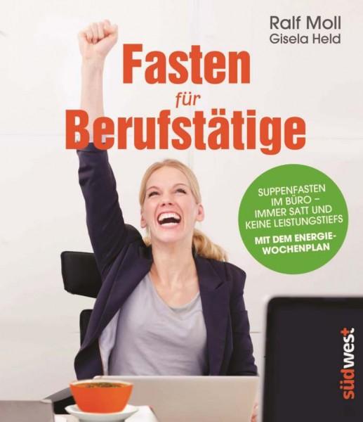 """Buch """"Fasten für Berufstätige"""", Ralf Moll u. Gisela Held"""