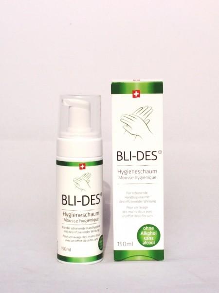 BLI-DES 150ml Hygieneschaum Handyhygiene mit desinfizierender Wirkung